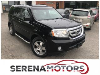 Used 2010 Honda Pilot EX-L | DVD | BACK UP CAMERA | 8 PASSENGERS for sale in Mississauga, ON