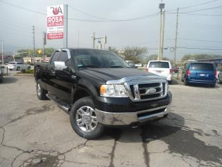 Used 2007 Ford F-150 AUTO4X4  4 NEW TIRES SAFTY A/C PL PW PM for sale in Oakville, ON