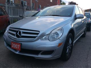 Used 2007 Mercedes-Benz R-Class LOW KMs 156K/Navi/Panorama Roof/Leather for sale in Scarborough, ON