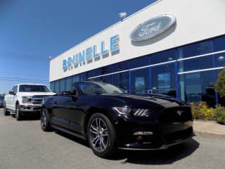 Used 2017 Ford Mustang V6 CONVERTIBLE for sale in Saint-eustache, QC
