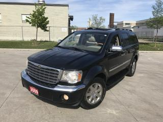 Used 2009 Chrysler Aspen Limited, Navi, 4X4, 3/Y warranty available for sale in North York, ON
