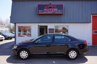 Used 2015 Volkswagen Jetta 2.0L Trendline for sale in Saint-romuald, QC