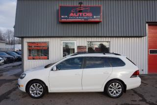 Used 2014 Volkswagen Golf 2.5l Comfortline 5 for sale in Saint-romuald, QC
