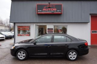 Used 2014 Volkswagen Jetta 2.0l Trendline+ 5 for sale in Saint-romuald, QC