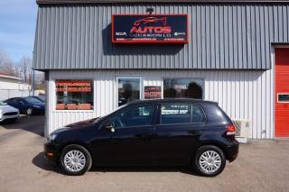Used 2013 Volkswagen Golf 2.5L Trendline for sale in Saint-romuald, QC
