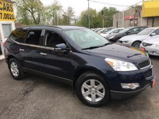Used 2011 Chevrolet Traverse 1LT for sale in Scarborough, ON