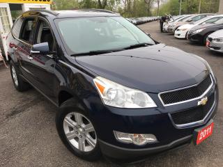 Used 2011 Chevrolet Traverse 1LT/7-PASSENGER/ALLOYS/FOG LIGHTS/LOADED!! for sale in Scarborough, ON