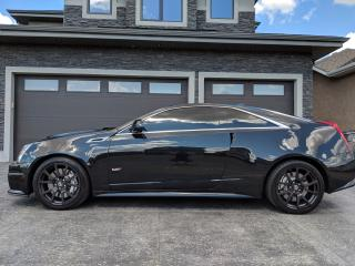 Used 2012 Cadillac CTS-V V Package for sale in Edmonton, AB