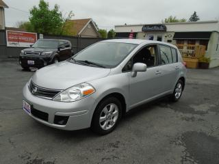 Used 2010 Nissan Versa 1.8 SL Internet Sale $500 Rebate for sale in Sutton West, ON