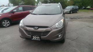 Used 2011 Hyundai Tucson GLS for sale in Cambridge, ON