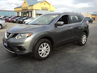 Used 2015 Nissan Rogue SV AWD 2.5L BackUpCamera Bluetooth for sale in Brantford, ON