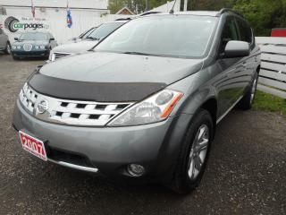 Used 2007 Nissan Murano for sale in Brantford, ON