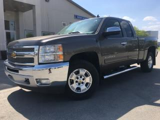 Used 2012 Chevrolet Silverado 1500 LT Z71 Remote Start 5.3L No Accidents for sale in Selkirk, MB