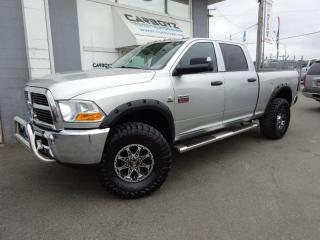 Used 2012 RAM 3500 Crew 4x4 Diesel, ARP Studs, DPF & EGR Delete, 37's for sale in Langley, BC