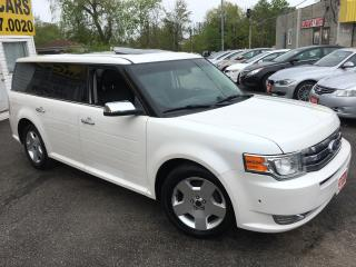 Used 2011 Ford Flex limited for sale in Scarborough, ON