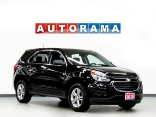 Used 2016 Chevrolet Equinox 4WD BLUETOOTH BACKUP CAMERA for sale in North York, ON