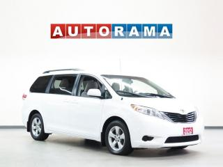 Used 2012 Toyota Sienna SE LEATHER SUNROOF 8 PASSENGER ALLOYS BACKUP CAM for sale in North York, ON