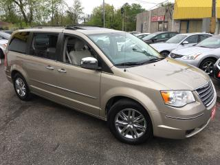 Used 2009 Chrysler Town & Country Limited/NAVI/BACKUPCAMERA/LEATHER/ROOF/DVD/ALLOYS. for sale in Scarborough, ON