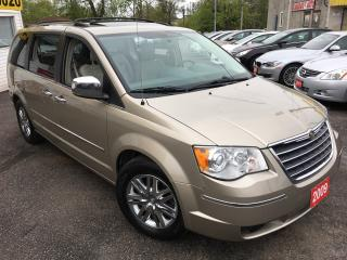 Used 2009 Chrysler Town & Country Limited/NAVI/BACKUPCAMERA/LEATHER/ROOF/DVD/ALLOYS! for sale in Scarborough, ON