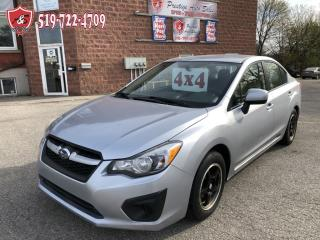Used 2012 Subaru Impreza 2.0i/CERTIFIED/WARRANTY INCLUDED for sale in Cambridge, ON