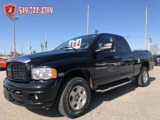 Used 2005 Dodge Ram 1500 LARAMIE/5.7/ HEMI/4WD/ONE OWNER/NO ACCIDENT for sale in Cambridge, ON