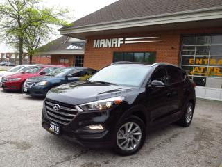 Used 2016 Hyundai Tucson AWD Rear Cam BlueTooth ONE OWNER Certified for sale in Concord, ON