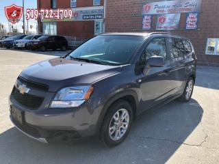 Used 2012 Chevrolet Orlando 7 SEATS/ONE OWNER/NO ACCIDENT/CERTIFIED/WARRANTY for sale in Cambridge, ON
