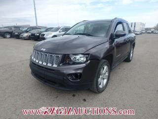 Used 2016 Jeep COMPASS NORTH 4D UTILITY 2WD 2.4L for sale in Calgary, AB