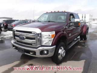 Used 2012 Ford F350 S/D LARIAT CREW CAB DRW 4WD 6.7L for sale in Calgary, AB