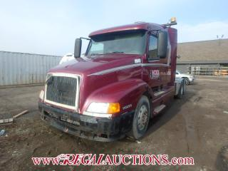 Used 1998 Volvo VE D12  HIGHWAY TRACTOR for sale in Calgary, AB