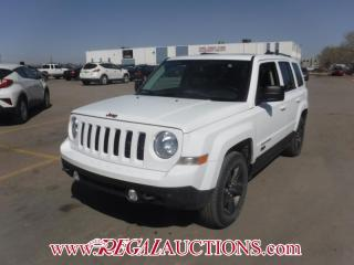 Used 2016 Jeep PATRIOT NORTH 4D UTILITY 4WD 2.4L for sale in Calgary, AB
