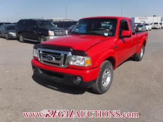 Used 2010 Ford RANGER SPORT SUPERCAB RWD 4.0L for sale in Calgary, AB