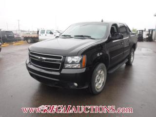 Used 2012 Chevrolet AVALANCHE 1500 LT 4D UTILITY 4WD 5.3L for sale in Calgary, AB