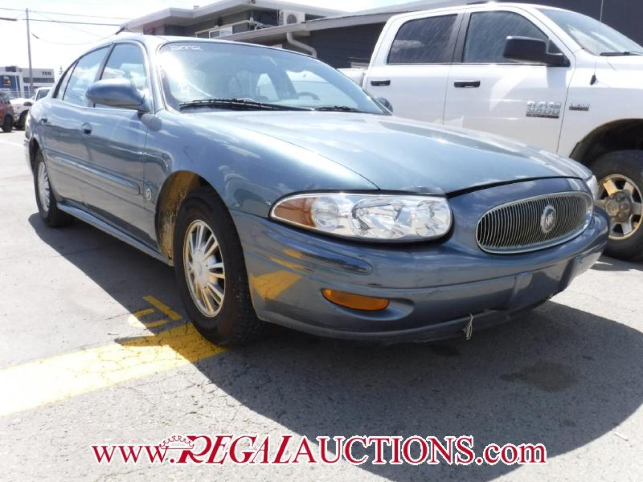 Photo of Blue 2002 Buick LESABRE  4D SEDAN