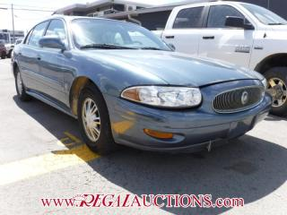 Used 2002 Buick LESABRE  4D SEDAN for sale in Calgary, AB