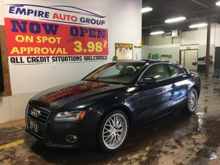 Used 2012 Audi A5 for sale in London, ON