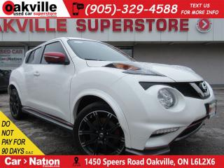 Used 2015 Nissan Juke NISMO | BLUETOOTH | NAV | 6 SPEED M/T for sale in Oakville, ON