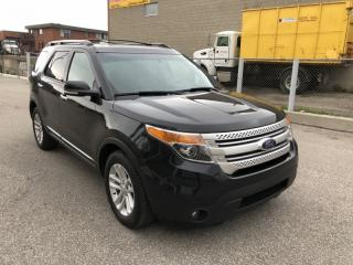 Used 2014 Ford Explorer XLT for sale in North York, ON