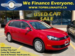 Used 2011 Volkswagen Golf 2.0 TDI, Leather, Roof, 2 Years Warranty for sale in Concord, ON
