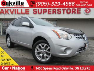 Used 2012 Nissan Rogue SL | AWD | LEATHER | B/U CAM | NAV | LOW KM for sale in Oakville, ON