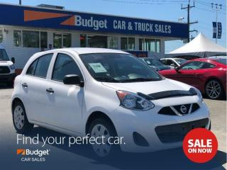 Used 2016 Nissan Micra Reliable, Easy to Drive, Versatile, Low Kms for sale in Vancouver, BC