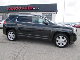 Used 2010 GMC Terrain SLT1 AWD LEATHER BLUETOOTH CERTIFIED 2YR WARRANTY for sale in Milton, ON