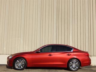 Used 2014 Infiniti Q50 AWD-NAV-CAMERA for sale in Etobicoke, ON