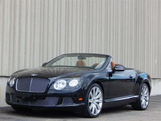 Used 2013 Bentley Continental GT SORRY SOLD!!! for sale in Etobicoke, ON