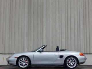 Used 2001 Porsche Boxster BOXSTER S for sale in Etobicoke, ON