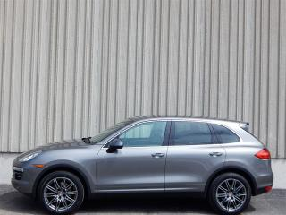 Used 2011 Porsche Cayenne 6 SPEED MANUAL VERY RARE!!! for sale in Etobicoke, ON