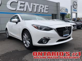 Used 2014 Mazda MAZDA3 GT-SKY for sale in North York, ON