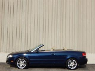 Used 2008 Audi A4 A4 CONVERTIBLE-AWD for sale in Etobicoke, ON