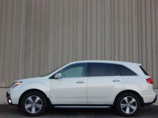Used 2012 Acura MDX AWD-CAMERA-SUNROOF for sale in Etobicoke, ON