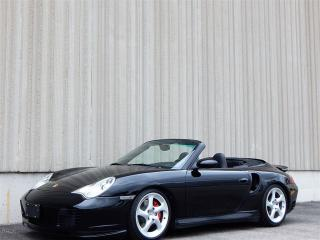 Used 2004 Porsche 911 Turbo Cabriolet for sale in Etobicoke, ON